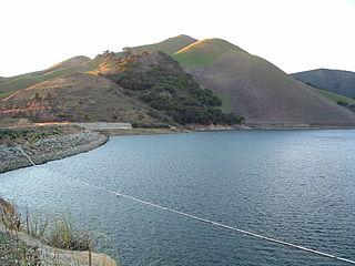 natural watercourse in San Luis Obispo County, California, United States of America