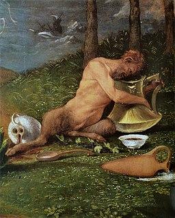 Lorenzo Lotto - Allégorie de la Vertu et du Vice