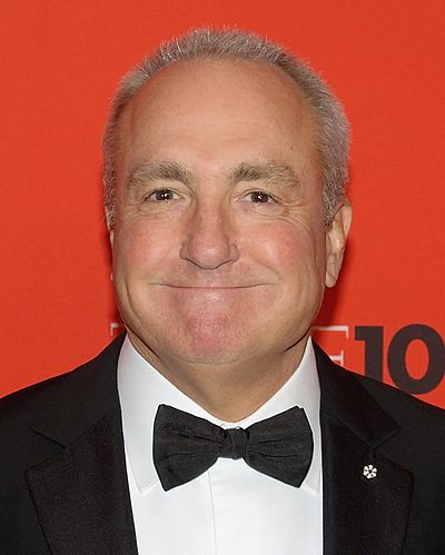Showrunner Lorne Michaels Lorne Michaels David Shankbone 2010.jpg