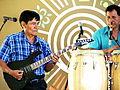 Los Wembler's de Iquitos Music Peru Smithsonian Folk Festival Washington DC 7244 (19424197806).jpg