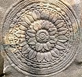 Lotus within beads and reels motif Stupa No2 Sanchi.jpg