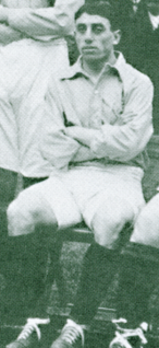 Louis Bookman Lithuanian footballer and cricketer