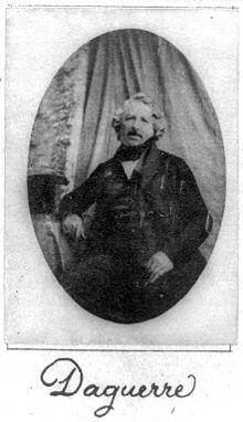 Louis Jacques Mand 233 Daguerre