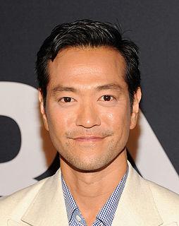 Louis Ozawa Changchien American actor