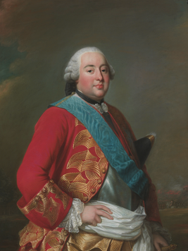 Louis Philippe d'Orléans (1725-1785) as Duke of Orléans by Alexander Roslin, Stockholm.png