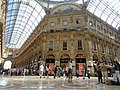 Louis Vuitton in Galeria V. Emanuele, Milan, Italy (9471446737).jpg