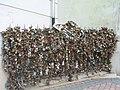 Love padlocks, Pécs, Hungary - panoramio (8).jpg