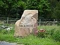 Low Bradfield Village Marker Stone - geograph.org.uk - 916344.jpg