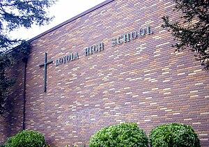 Loyola High School (Los Angeles) - Loyola High School