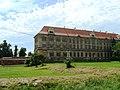 Lubiąż, klasztor, 1692-1710 widok z zewnątrz7.JPG
