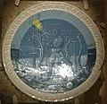 Luca della robbia, mesi per lo studietto di piero de' medici, 1450-56, aprile.JPG