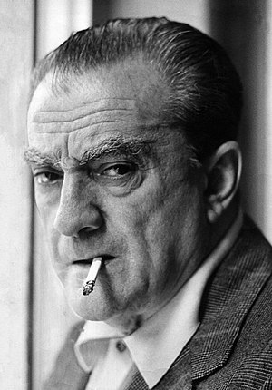 Luchino Visconti - Visconti in 1972