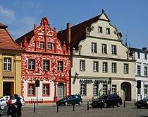 Luckau (Łukow) - Am Markt 29 und 30.jpg