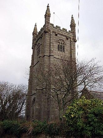 Ludgvan - Ludgvan Parish Church