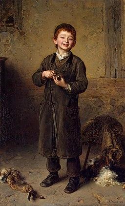Ludwig Knaus - Erstes Ergebnis (1878)