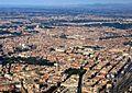 Luftbild Rom mit Blick zum Tyrrhennischen Meer und zu den Tolfabergen - geradegerichtet und mit Quellangabe.jpg