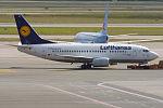 Lufthansa, D-ABIF, Boeing 737-530 (19482245350).jpg