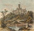 Lustschloß Marienburg in Hannover von W. Aarland um 1865.jpg