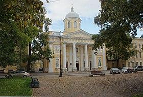 Лютеранская церковь церковь святой