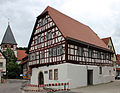 Mönsheim Fachwerkhaus Backhaus.JPG