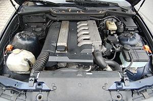 BMW M51 - Image: M51 Motor