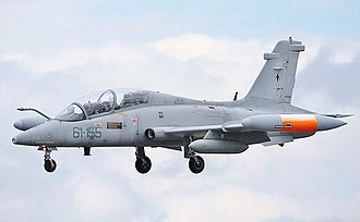 Aermacchi MB-339 - An MB-339CD of the Italian Air Force