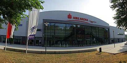 MBS-Arena nerede, toplu taşıma ile nasıl gidilir - Yer hakkında bilgi