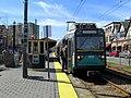 MBTA 3843 at Coolidge Corner, March 2016.JPG
