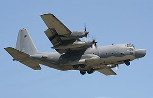 Lockheed MC-130 - MC-130H Combat Talon II