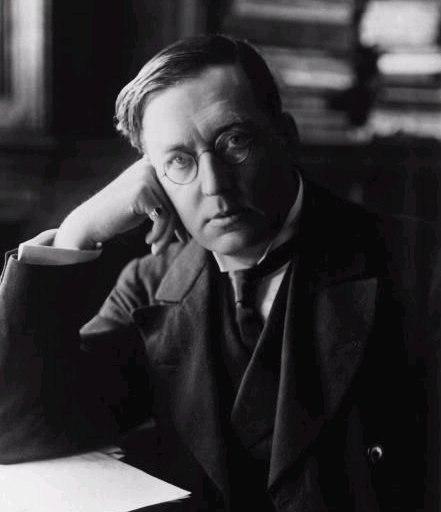 M. R. James, c. 1900