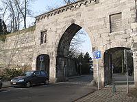 Maastricht, de Poort Waerachtig foto3 2011-01-30 13.46.JPG