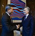 Macri with Balakrishnan 03.jpg