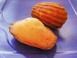 Madeleine (cake) - The genuine petite Madeleines de Commercy