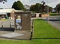 Maesglas Sewage Pumping Station - geograph.org.uk - 1492889.jpg
