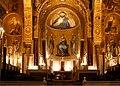 Main altar - Capela Palatina - Palermo - Italy 2015 (3).JPG