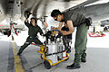 Maintainers of 303 Sqn add engine oil to a F-15J prior to Red Flag-Alaska 12-2, -5 Jun. 2012 b.jpg