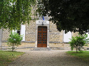 Mainxe - Town hall