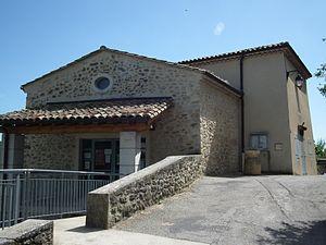 Autichamp - Town hall