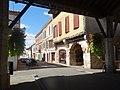 Maison, rue nationale, rue de l'Arceau (Gimont) 1.jpg