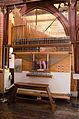 Malchow Orgelmuseum Klosterkirche Modell- und Schülerorgel.jpg