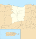 Manati, Puerto Rico locator map.png