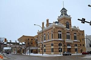 Chinatown, Winnipeg - Mandarin Building