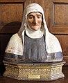 Manifattura fiorentina, busto di monaca, 1500-15 ca..JPG
