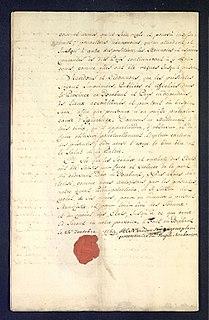 Manifesto of the People of Brabant manifesto