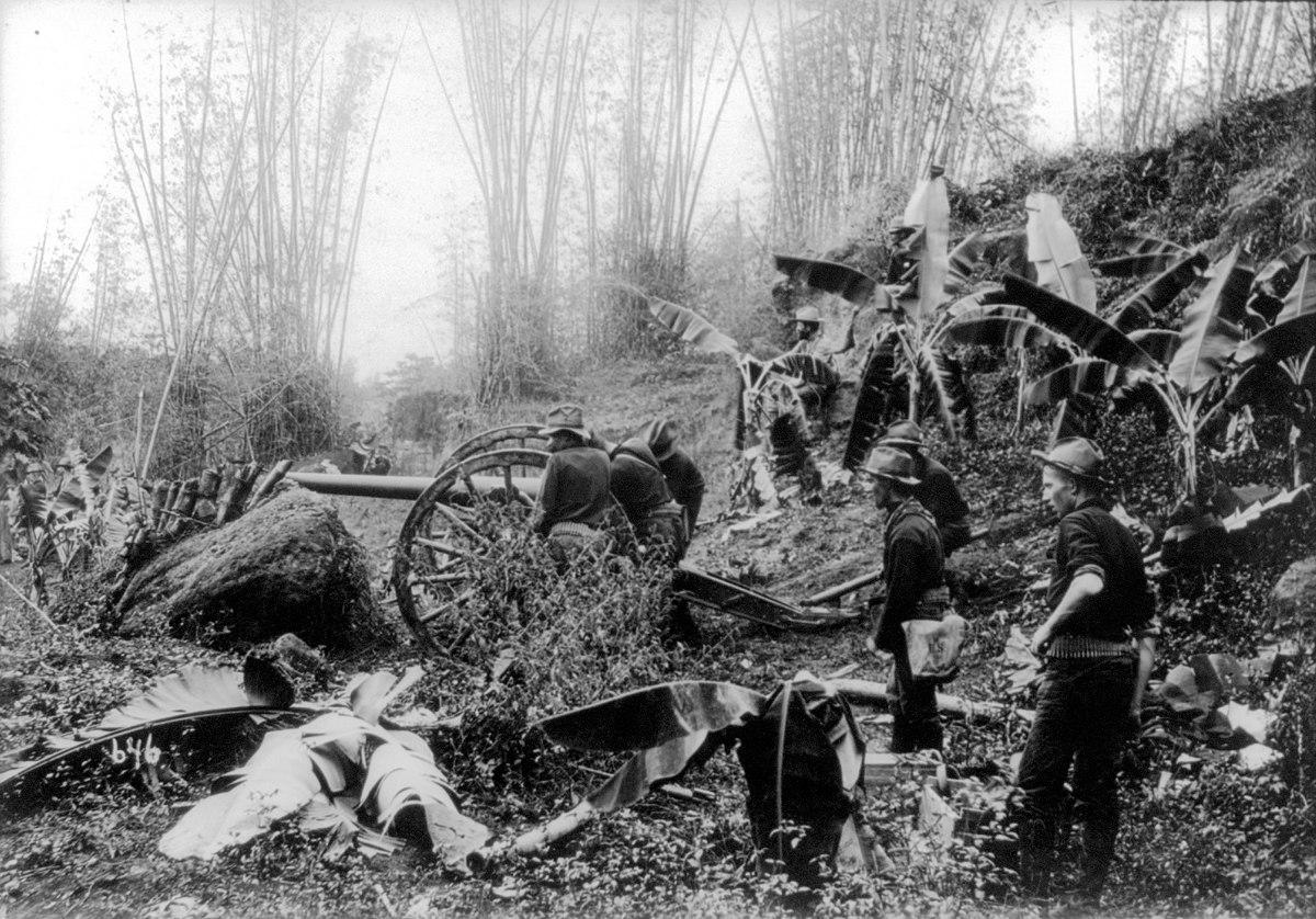Philippine–American War - Wikipedia