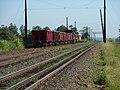 Manutenção de via no pátio da Estação Ferroviária de Itu - Variante Boa Vista-Guaianã km 202 - panoramio.jpg