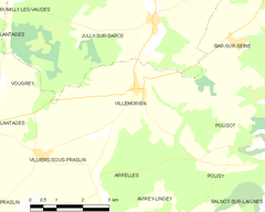 Map commune FR insee code 10418.png