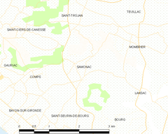 Map commune FR insee code 33500.png