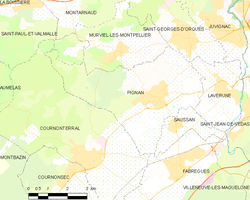Map commune FR insee code 34202.png