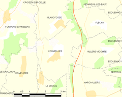 Map commune FR insee code 60163.png